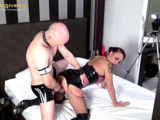 Cuckold 666 - Scene 1 - Carmen Rivera, Miss Roxxy, Mister P and Chris - HD 720p