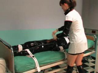 Dame Cheyenne de Muriel - Abnormal exam by the nurse Part1