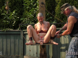 Slaven Exploited - Abigail Dupree,Master James