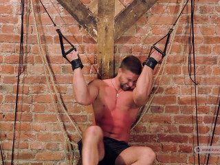 RusCapturedBoys - Failed Shibari Photoset. Part II