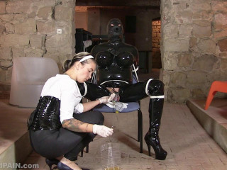 Electro Chastity Cage - Eve Dynamite - Full Movie - HD 720p