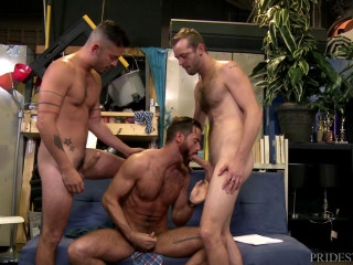 Guys Over 30 - Whoreders - Brendan Patrick, Cesar Rossi, Chandler Scott