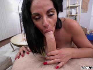 Cristal Caraballo - Plunging My Hot Cuban Maid FullHD 1080p