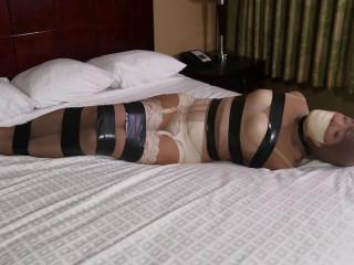 Jasmine Pantyhose Encased