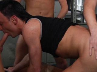 Bareback Orgy Sluts - part 1