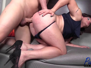 Kyra Kork - the end to a romantic date with a beautiful