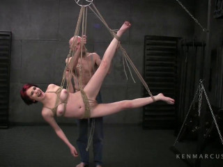 BDSM Session - Charlie B and Sallycat - HD 720p