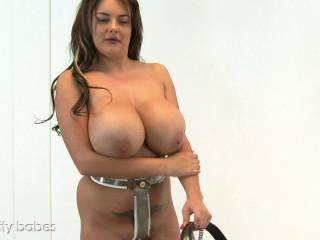 Chastity Bra Troubles - Katie Thornton - Full HD 1080p