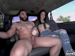 Melody Foxx - Payback is a Bitch On The Bus
