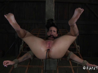 Vulnerable Panic, part 2 - Hailey Youthful , PD