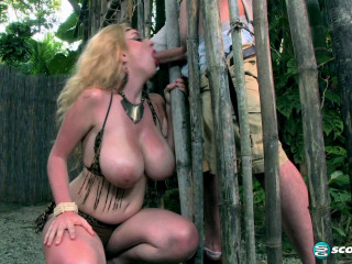 Kali West - Caged Mamazon Sex FullHD 1080p