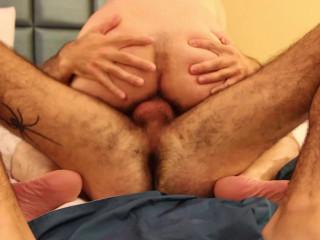 Bareback Otter Romp (Guy Bone) - Damon Andros, Dusty Williams, Stephen Harte