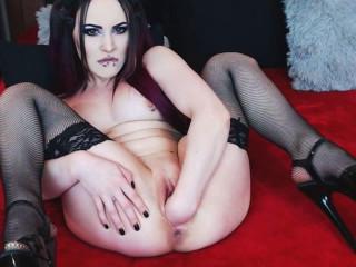 XandriaGoddess - Pussy fisting and gaping