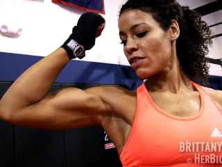 Brittany Fields - Fitness Model