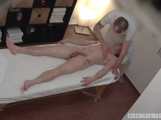 Czech Gay Rubdown - part 9