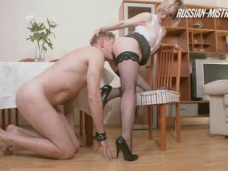 Russian-Mistress - Dayana