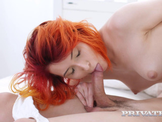 Elin Holm - Sexy Redhead Loves Creampies FullHD 1080p