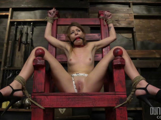 Dungeon Corp - Alex Blake - Anxious in Bondage