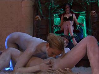 Orgy In Black Scene 4 2012