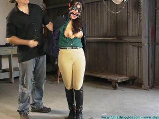 PonyGirl - Leather