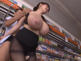 Ultra Breast Shoplifting Investigator Hitomi