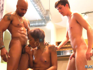 Tiny Tara Fucked By Solider Boi And Tayden!