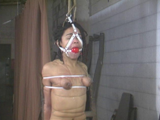 Cruel Nude Bondage
