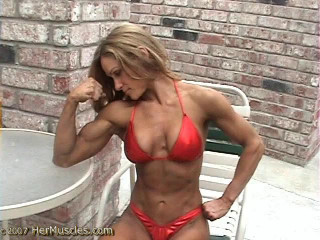 Amy Thompson - Fitness Model