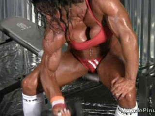 Female Muscle - Edging Challenge Series By FFF - Vol-032