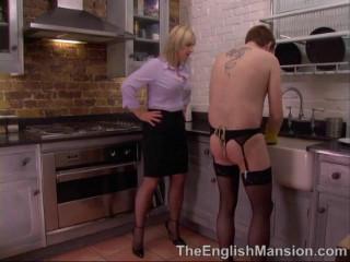 The English House - Hubby Duties Accomplish - Predominance HD