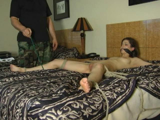 Sgt Major Restrain bondage Classics part  2