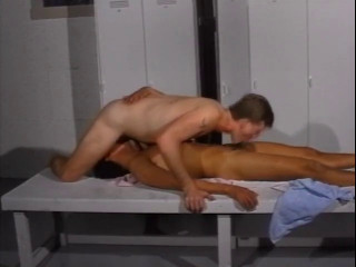 Glory Holes vol.09 and 10 - Locker Room Orgy and Wide Receivers