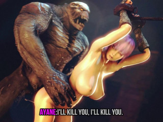 Kasumi the slave off Hell - pt 3