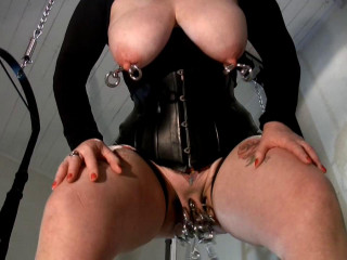 slave m - cock cunt and candles