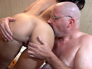 Gorgeous Nubile Girl Like Fuck-fest With Old Men Part 14