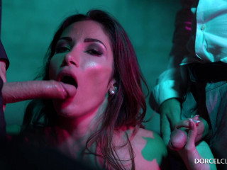 Claire Castel, Clea Gaultier in the lair of their master FullHD 1080p
