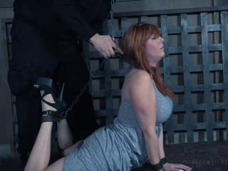 Lauren Phillips Just a Whore - Extreme, Bondage, Caning