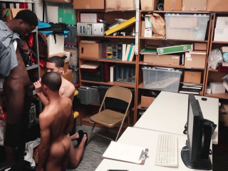 Bareback Network - Young Perps Part 4: Interracial Edition