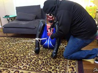 Ayla Aysel Spidergirl in Peril