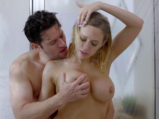 Kagney Linn Karter, Preston Parker - Wet And Huge-chested FullHD 1080p