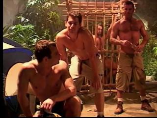 Homo Erectus In Hard Orgy