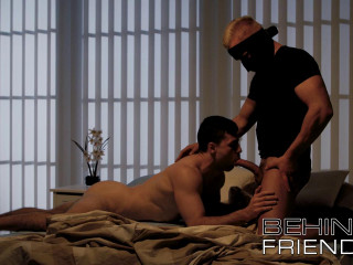 Behind Friends - Break In - Tomas Salek and Christian Deam