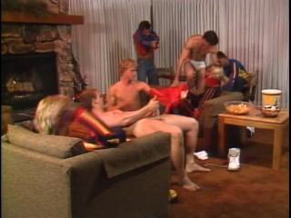 Hot Orgy At Aspen
