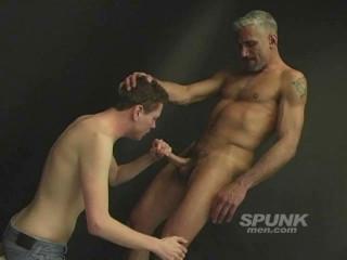 Cum In My Jaws 4 (Spunk Video)
