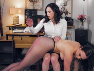 Casey Calvert And Chanel Preston - From Secretary To Mistress 1080p