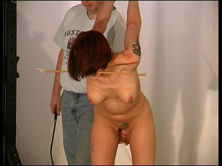Hard Whipping Session for Melanie - HD 720p
