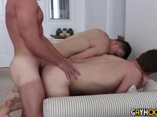 Price Hogan Adrian Monroe And James Manziel Threesome In Europe