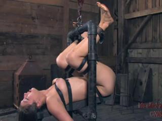 Restrain bondage Pig Part 2  friend Dee