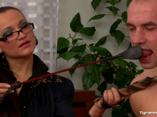 Never Disturb a Madame at Work! - Gina Killmer - Full HD 1080p