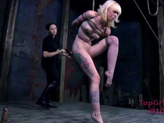 Torture For Sarah Jane